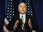 AIPAC Delgates Applaud McCain Criticism of Obama Foreign Policy