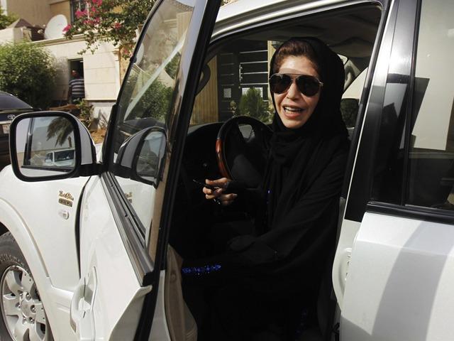 Saudi Police Prepare for 'Day of Female Driving' Protests