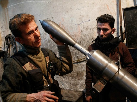 Questions Surround U.S. Gunrunning to Syrian Rebels