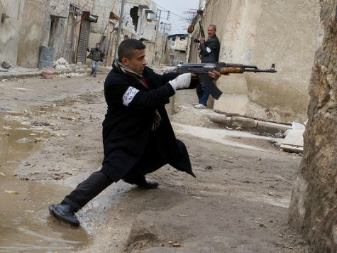 British Reconsidering Decision to Arm Syrian Rebels