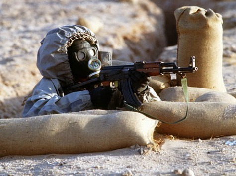 Obama Authorizes Chemical Weapons Aid for Syria