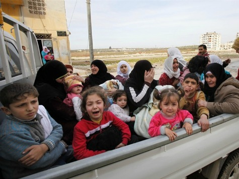 World View: With Syria Destabilizing, Number of Refugees Back to WWII Levels