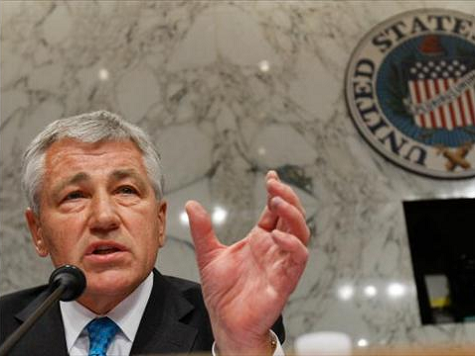 Chuck Hagel Advocated for Drastic Cuts, Elimination of U.S. Nuclear Arsenal