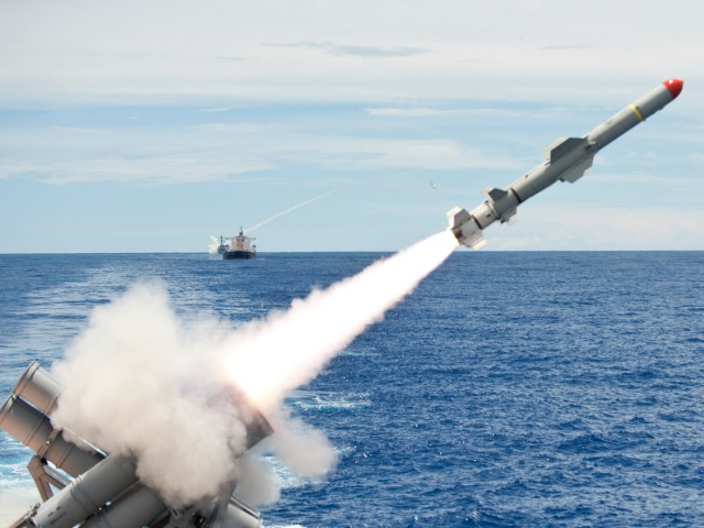Pentagon: Majority of Tomahawk Missiles in Syria Airstrikes Aimed at Khorasan Group