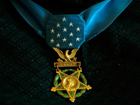 Medal of Honor Winner Asks to Return to Duty