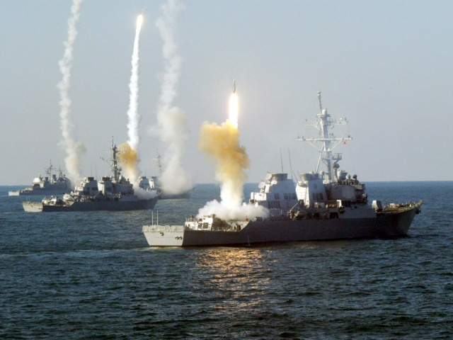 US Navy Ships Collide in Gulf of Aden Without Injuries