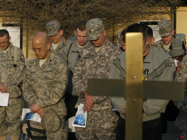 New Docs Raise Questions About Timing of Order to Suspend Anti-Christian Army Training Materials