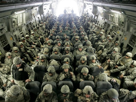 Report: U.S. Military Proposes Keeping 10,000 Troops in Afghanistan Post-2014