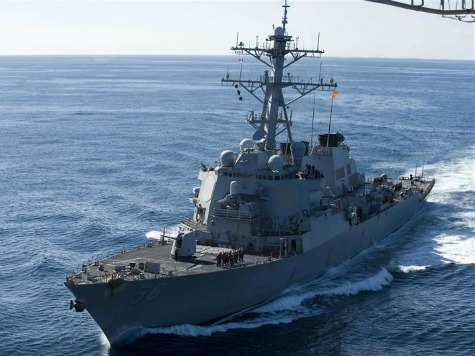 U.S. Navy Developing Technology to Make Fuel from Seawater