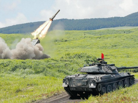 World View: Japan Deploys Anti-Missile Systems After North Korean Threats