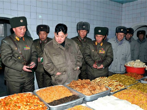 Report: Starving North Korean Villagers Resorting to Cannibalism