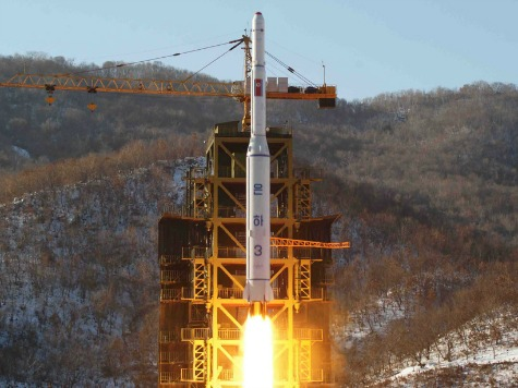 Pentagon: North Korea Still Developing ICBM to Reach U.S.