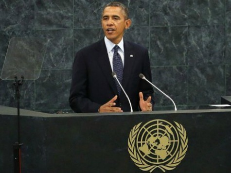 Obama to UN: Trust Me, If Not America