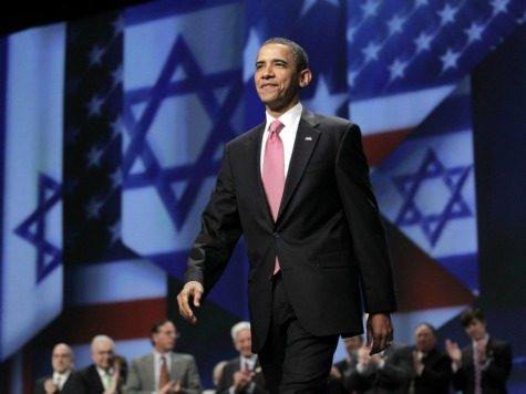 Poll: Americans Slam Obama's Israel Policy