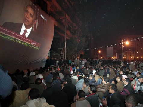 Obama: US 'Not Aligned' with Any Party in Egypt Transition