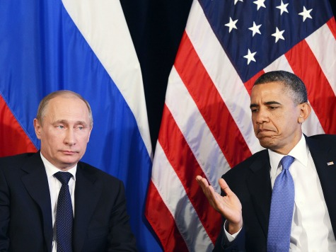 Poll: Americans Think Putin More Effective Than Obama on Syria