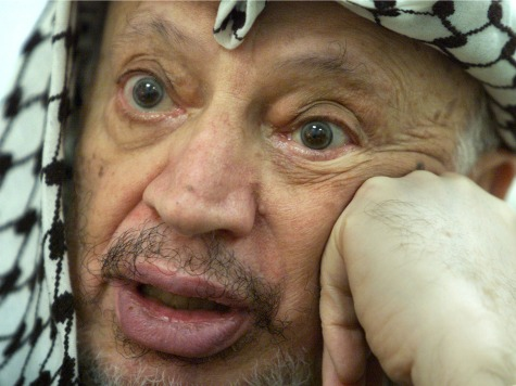 Claim: Yasser Arafat Converted to Christianity Before Death