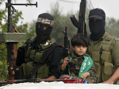 With Yet Another Ceasefire Broken, It's Time to End Hamas