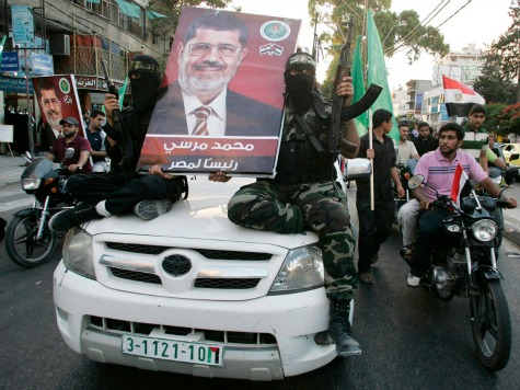 Hamas Official Blames Morsi's Fall on 'Zio-American' Scheme