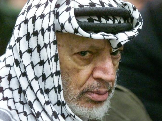 Al-Jazeera Reports Possible Evidence of Arafat Poisoning