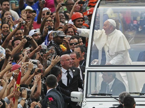 Pope 'At Risk of Assassination by ISIS'
