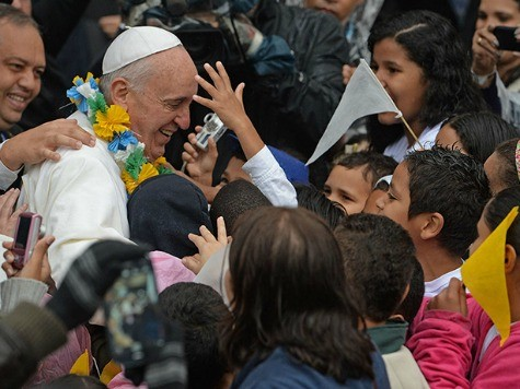 Pope Francis to Youth: 'I Expect a Revolution After World Youth Day!'