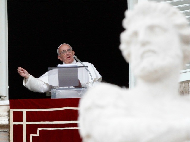 Prosecutor Fears That Mafia May Target Pope