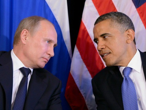 Obama on Putin: 'This Is Not The Cold War…I Can Talk to Him'