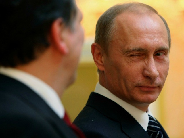 Putin Beats Obama Again in Forbes Power Ranking