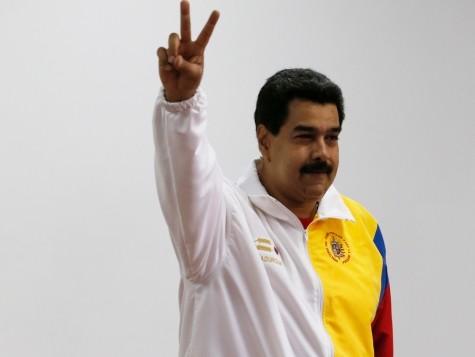 Venezuelan President: China Building World Power Based on 'Equality'