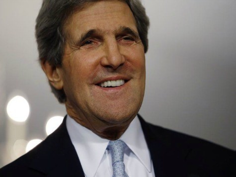 Kerry Threatens Israel with Third Intifada