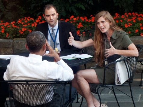 Samantha Power: The Quintessential 'Blame America First'-er