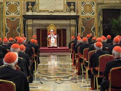 Young Priest Answers Questions, Prepares for Next Pope