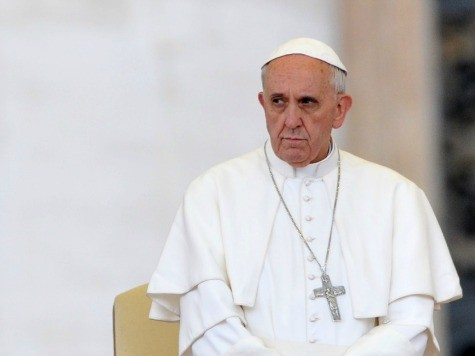 Pope: Abandon 'Futile' Military Syria Solution
