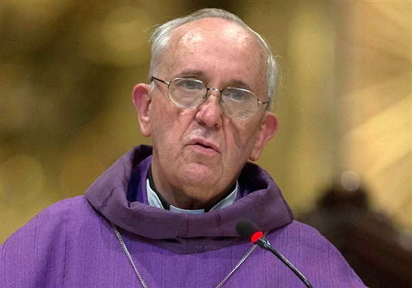 Francis: Cardinals Select New World Pope