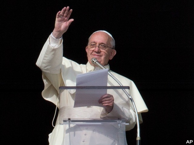 Pope Francis Blesses Pro-Life Mass in Spain