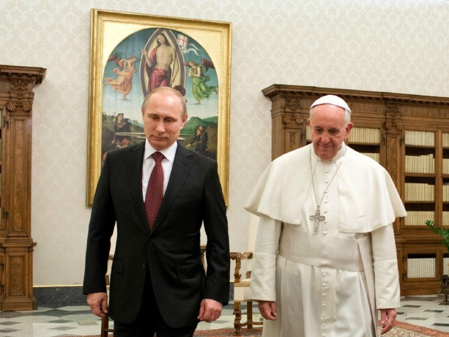 Putin, the Pope, the Patriarchs, and the Problem of Poaching