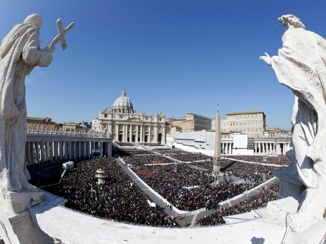Pope Wants Vatican to Host 2024 Olympic Events