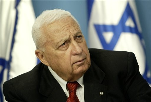 Former Israeli PM Sharon in Critical Condition