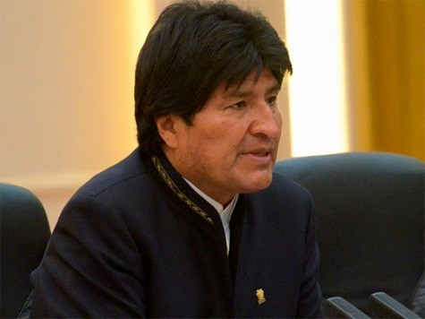 Bolivian President Boasts Country 'Not Far' from Nuclear Program