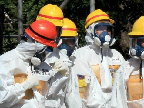 Japan's Homeless Paid Minimum Wage to Clean Fukushima Radioactive Fallout