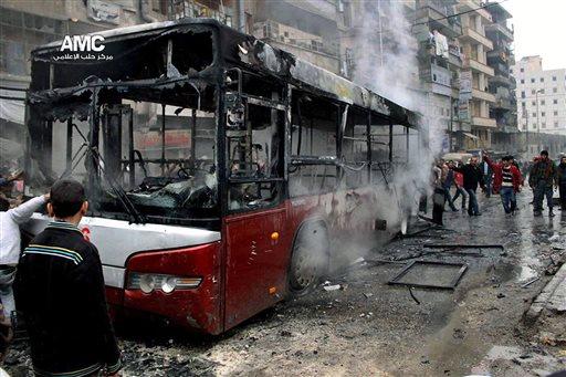 Syrian Rebels Battle Al-Qaeda-Linked Fighters