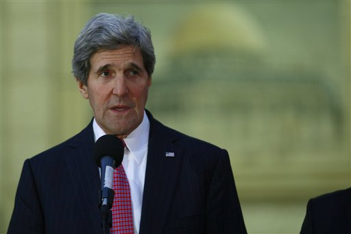 Kerry: US Will Support Iraq, but Without Troops