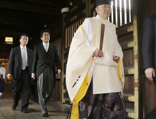 Voldemort Invoked in China-Japan Feud over Shrine