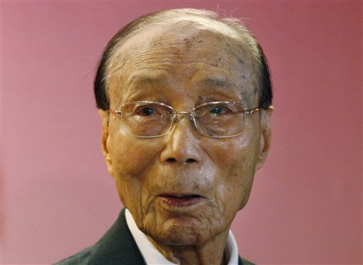 Hong Kong Movie Mogul Run Run Shaw Dies at 107