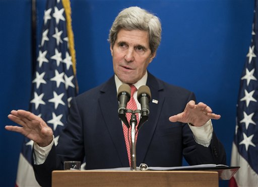Report: Kerry Demands Israel Accept 80,000 Palestinian 'Refugees'