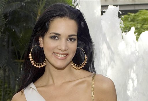 Ex-Miss Venezuela Slain in Highway Robbery