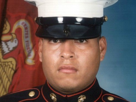 Push to Award Medal of Honor to USMC Peralta Gains Ground