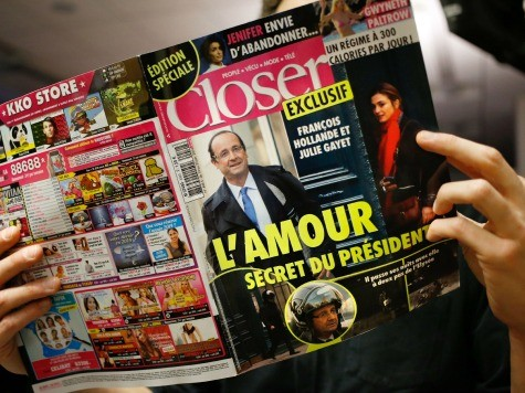 Alleged 'Affair' Raises Stakes for French President