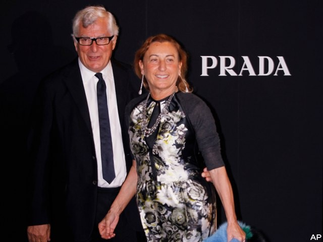 Miuccia Prada, Fashion Designer to World's Elites, Probed for $400 Million Tax Dodge